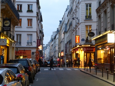 Restaurants Japonais Paris Rue Sainte Anne