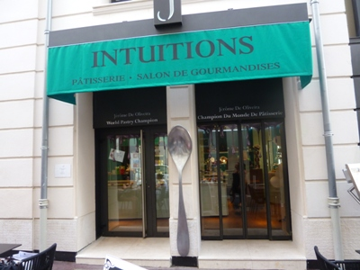 P�tisserie Intuitions