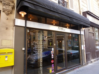 L 39 office restaurant fran ais paris france horaires prix description et avis - Office du tourisme italien paris horaires ...