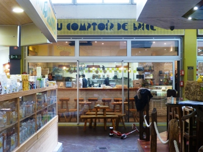 Le comptoir de brice restaurant fran ais paris france - Comptoir des voyages paris ...