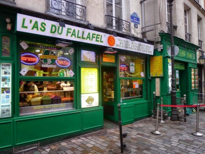Restaurant L'As du Fallafel