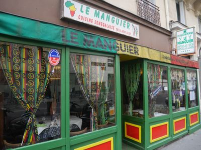 Restaurant Le manguier