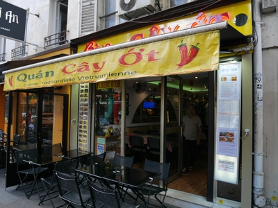 Cantine le Piment d'or Cay Ot