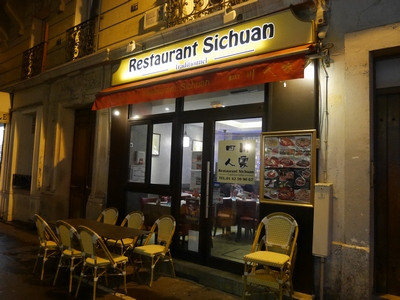 Restaurant Sichuan Descartes