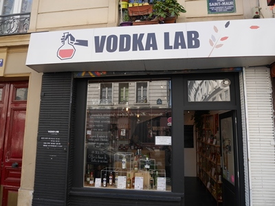 Le Vodka Lab