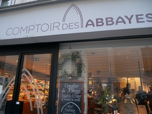 Le comptoir des Abbayes on